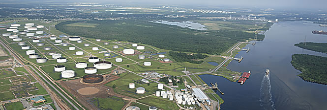 Seven Injured In Fire At Texas Crude Oil Terminal
