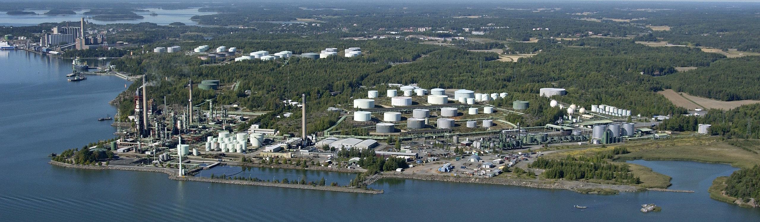 Process disruption accelerates Neste's Porvoo refinery maintenance