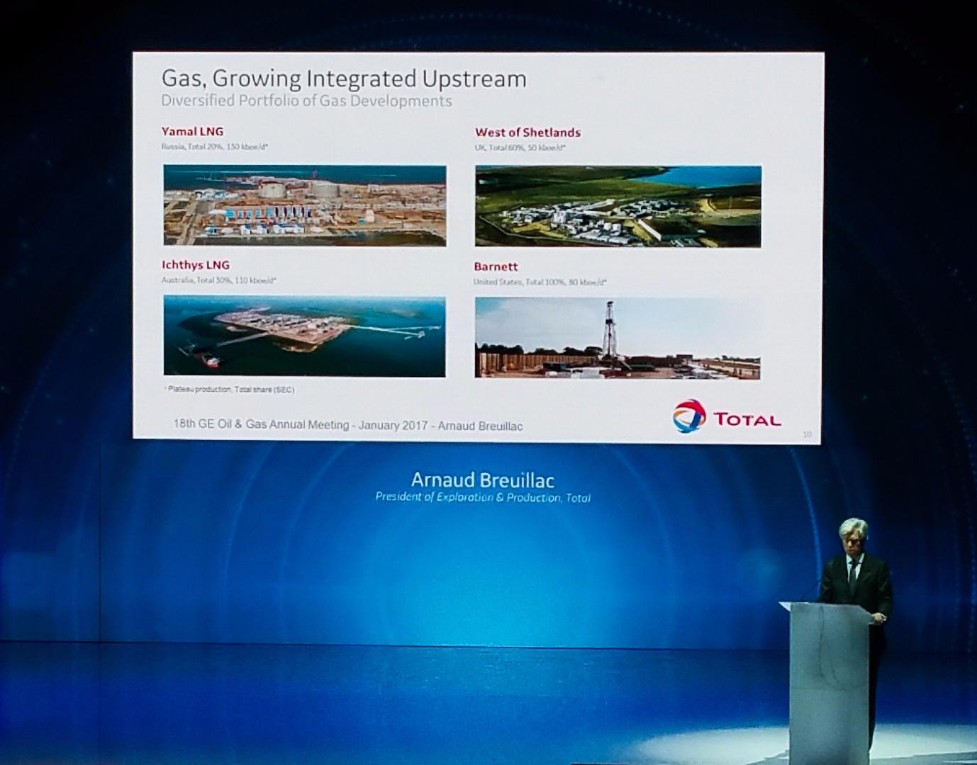 GE O&G '17: Exec keynotes talk digitization, climate change