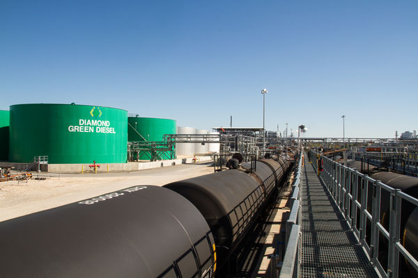 Diamond Green Diesel To Expand Renewable Fuel Capacity Using