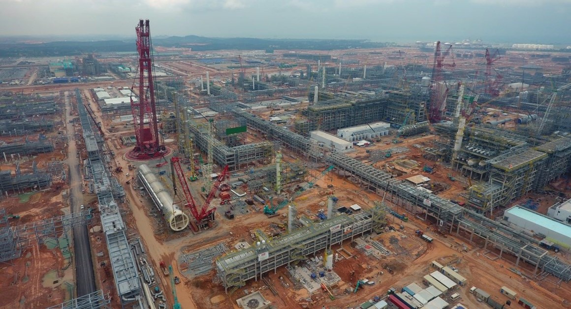 Saudi Aramco buys $8 billion stake in Petronas' Rapid refinery project in Johor