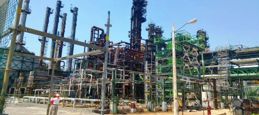 Mexichem-Pemex JV will not rebuild blast-damaged plant