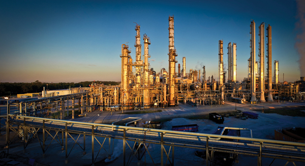 Chevron Phillips Ethane Cracker At Cedar Bayou Hits Milestone