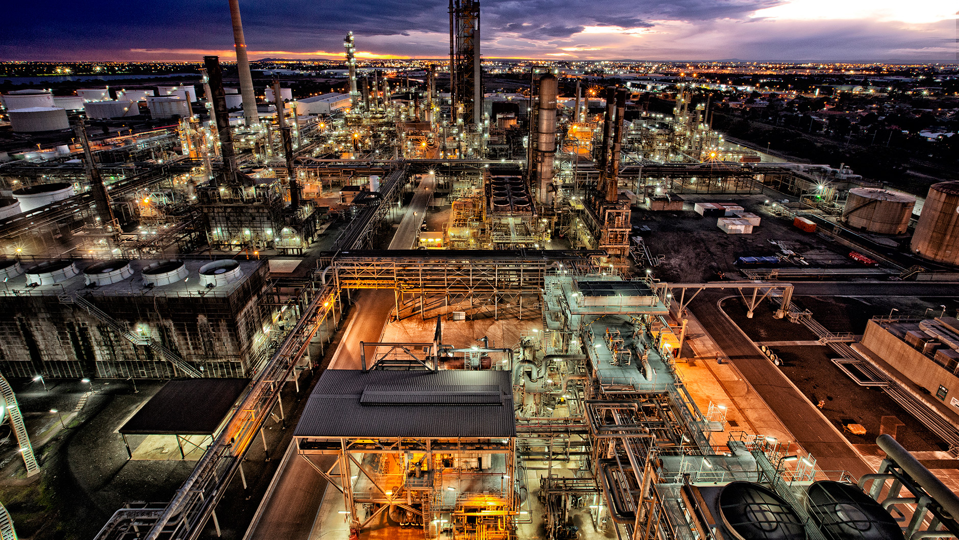 refinery growth a boost for local economy and employment