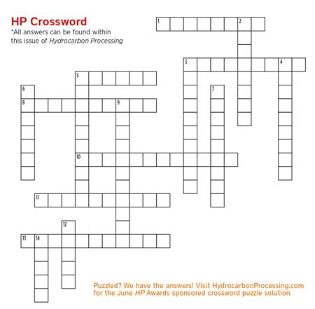 Hp Crossword