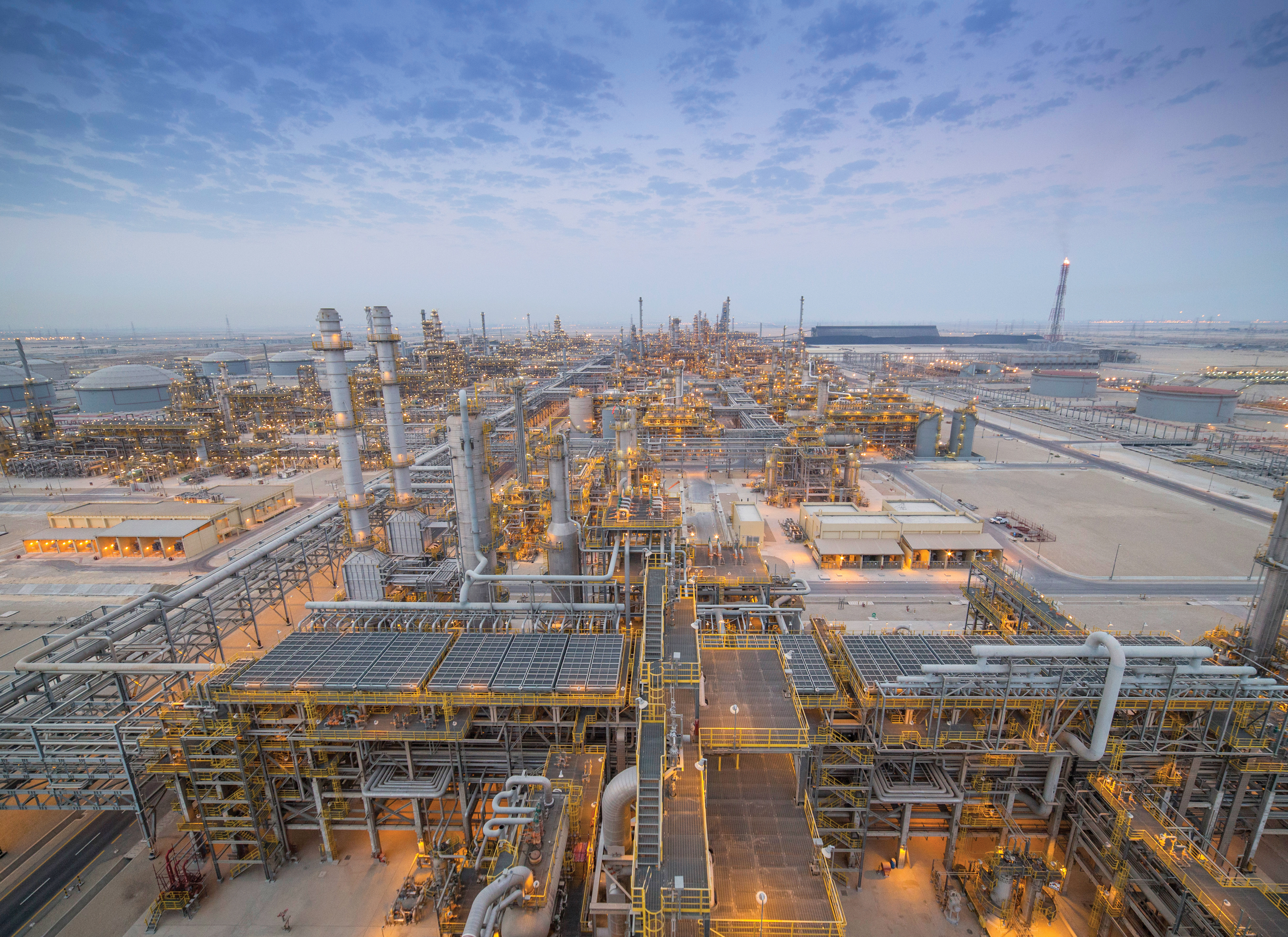 Online Exclusive: Downstream expansions rev Saudi Aramco's growth engine